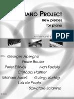 Piano Project UE (2006)