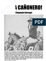 ¡Viva Cañonero! (Segunda entrega)