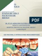 farmacoterapia e interacciones