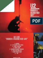 Digital Booklet - Under a Blood Red Sky [Remastered]