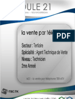 Vente Par Telephone - OFPPT