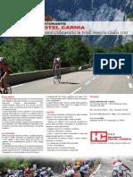 Cicloturismo in Carnia (Friuli) 2011