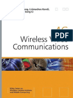 4G Wireless Video Communications