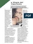 La Utopía del hipertexto. Umberto Eco