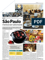 Sao Paulo merece ser saboreada