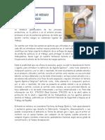 Trabajo sobre Factores Laborales de Riesgo químicos
