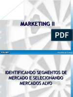 Marketing II - 2008
