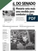 Jornal do Senado - Mercado de Livros e Educação - Indices (2009)