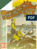 50 p. Aventurile submarinului Dox vol. 1