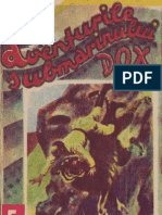 50 p. Aventurile submarinului Dox vol. 5