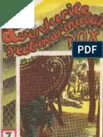 50 p. Aventurile submarinului Dox vol. 7
