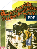 50 p. Aventurile submarinului Dox vol. 10