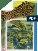 50 p. Aventurile submarinului Dox vol. 12