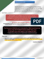 The Overcome ROM - Tweaks & FAQs Guide v2.0.0.b2