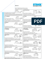 Form and Location Tolerances According to DIN ISO 1101