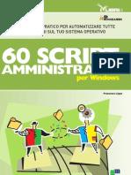 60 Script Amministrativi Per Windows
