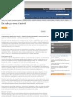 """MundoOfertas Muestras gratis en Expansion:""""De rebajas con el móvil"""" 220211"""