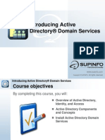 01 - En - CK - Introducing Active Directory Domain Services