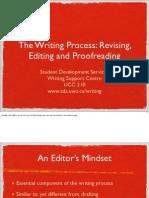 Writing Process Revising