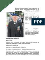 Ficha de Sd João Lansillote