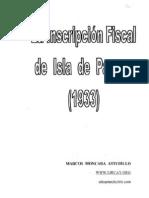 Inscripción Fiscal Isla de Pascua