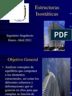 01 Estructuras Isostaticas Temario