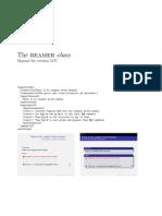 Manual de Beamer