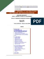 EL LOBBY ISRAELÍ Y LA POLÍTICA EXTERIOR ESTADOUNIDENSE- JOHN J. MEARSHEIMER— STEPHEN M. WALT