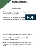 Kromatografi Adsorpsi