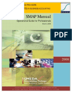 SMAP Participant Manaul for Professionals v 2