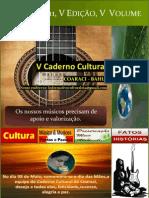 5º Caderno Cultural de Coaraci
