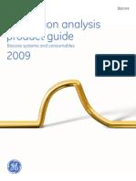 28-9509-47 GE Biacore Life Sciences Catalogue 2009
