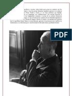 Jorge Luis Borges. Vida y Obra