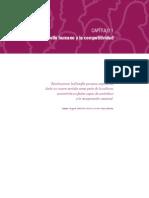 PNUD El Desarrollo Humano y La Competitividad 2005
