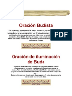 Oraciones budistas (1)