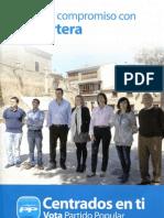 Elecciones 2011 PP Lagartera Programa