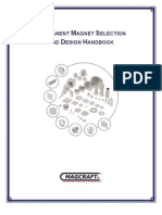 Permanent Magnet Selection and Design Handbook