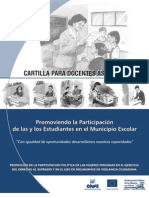 Cartilla Participacion Ciudadana Democratic A
