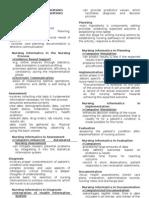 The Application of Nursing tics in the Nursing Process