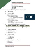 Estructura Del Proyecto Ing Sw I