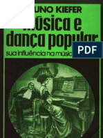 Bruno Kieffer Musica e Danca Popular