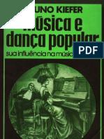 Bruno Kieffer Musica e Danca Popular
