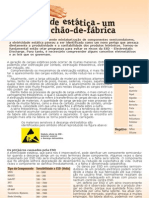 Artigo - eletricidade estatica