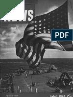 Naval Aviation News - Jul 1945