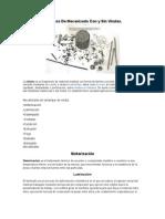Procesos de Mecanizado Con y Sin Virutas