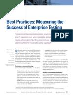 Best Practices - Metrics