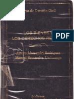 Los Bienes y Derecho Reales - Arturo Alessandri r. y Manuel Somarriva u