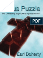 Earl Doherty the Jesus Puzzle