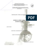 Informe Primera Jornada OPD III