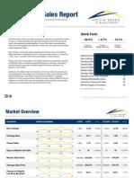 Austin Residential Sales Report April 2011
